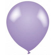 Latex Balloons Plain Purple