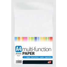 A4 Multi Function Paper 50 Sheets 80gsm