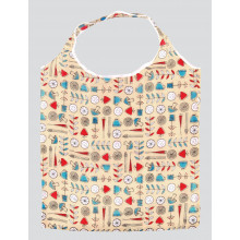 Foldable Shopping Bag Clip Strip Asst