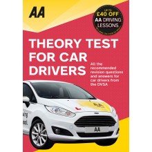 AA Driving Theory Test Book