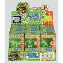 Dinosaur Fossil Eggs (Glow in the Dark)