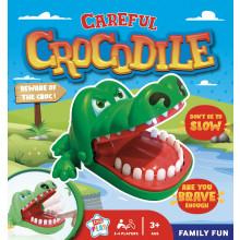 Careful Crocodile Game