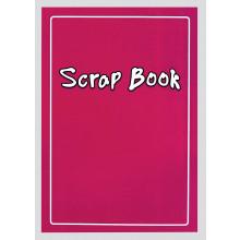 Bright Scrap Book 4 asst 24 Colour Pages
