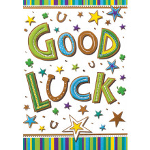 Greetings Cards Good Luck
