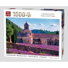 1000pc Puzzle Senanque France