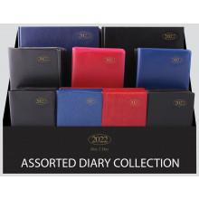 DD00202 Display 57 Diaries Asst