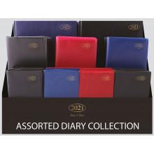 D0202 Display 57 Diaries Asst