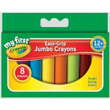 Crayola My First Jumbo Crayons 8s