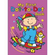 My First Dot To Dot A4 4 Asst 40 Pages