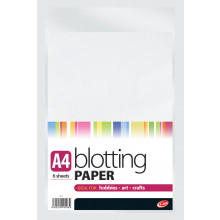 Blotting Paper A4 6 Sheets