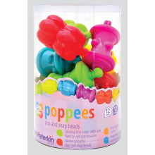 Poppees Pop & Snap Beads