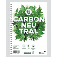 A5 Carbon Neutral Twinwire Notebook