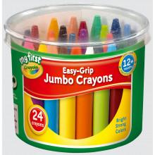 Crayola My 1st Jumbo Crayons 24 Tub