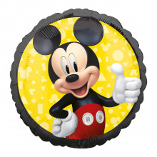 """Foil Balloons Mickey Mouse Yellow 18"""""""