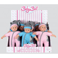 Baby Boo Play Time Baby 2 Assorted