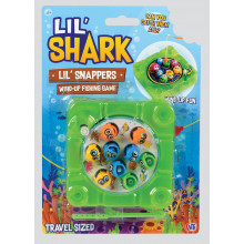 Lil Snappers Wind Up Fishing Game Asst