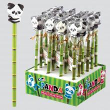 Panda Pencil With Eraser Top