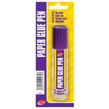 Paper Glue Pen 50ml Carded