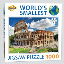 World's Smallest Jigsaw Puzzle 3 Asst