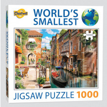 Worlds Smallest Jigsaw Puzzle