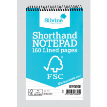 FSC Shorthand Notepad 160 Pages