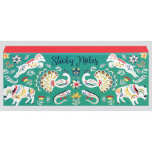 Mexicana Party Sticky Notes