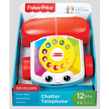 B0402 Chatter Telephone