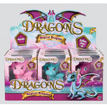 Dragons - Magical Dragons Assorted