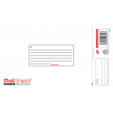 MailShield Value Poly Mail Bag Small 160x230mm