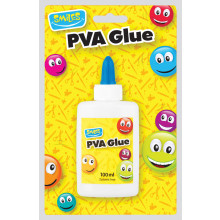 Smiles PVA Glue 100ml Solvent Free