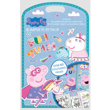 T0104 Peppa Pig Bumper Play Pack