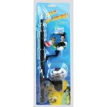 "Telescopic Fishing Rod Set (167cm/65"")"
