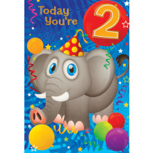 Greetings Cards Age 2 Male