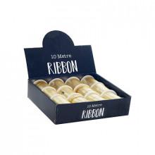 Gold Ribbon 1cmx10M