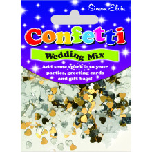 Confetti Wedding Mix CON815
