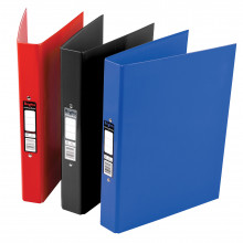 A4 Pukka Ring Binder Assorted