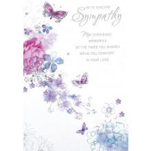 S13445 Cards Sympathy