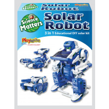 Science Matters Solar Robot 3-in-1 Kit