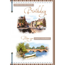 S13341 Cards Male Birthday
