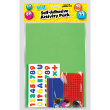 Smiles Self Adhesive Activity Pack