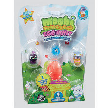 Moshi Monsters Egg Hunt 4 Pack