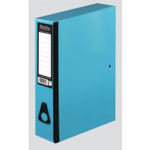 Pukka Foolscap Box File 5 Asst Colours