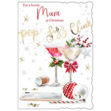 Mum Trad 50 Xmas Card