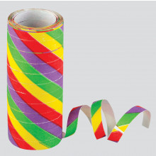 12 Throw Paper Streamers