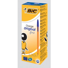 Bic Orange Original Fine Blue