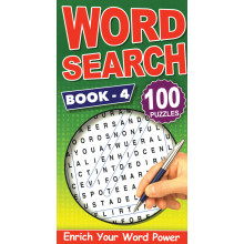 Word Search Book 112 Pages 4 Asst