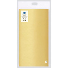 Gold Dunisilk Tablecover