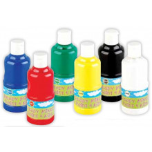 Ready Mixed Paints 6 Assorted 250ml