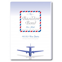 Pads Basildon Bond Airmail A5 Blue