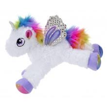 30cm Rainbow Unicorn Soft Toy